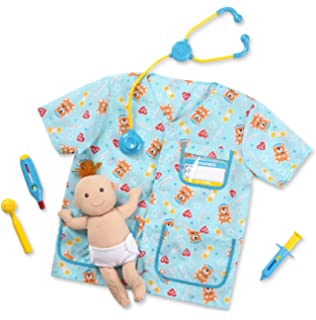 Amazon Com Yeemax Medical Doctor And Nurse Play Kit Pretend