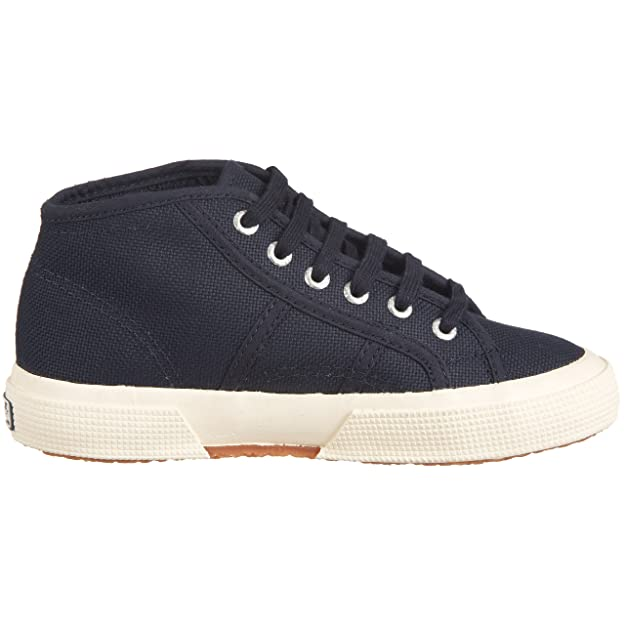 Superga 2754 Mi J - Chaussures Cordon De Serrage, Bleu (blau (marine 933)), 2,5 Au Royaume-uni