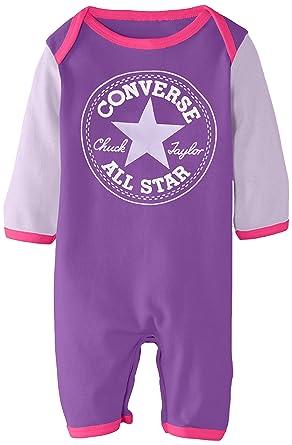 bfe5937219c Converse Baby Girls 0-24m Romper