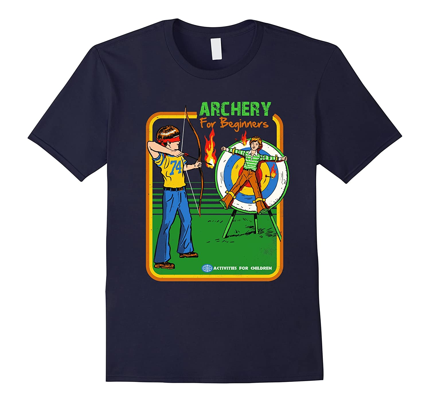 Archery for Beginners t-shirt-TH