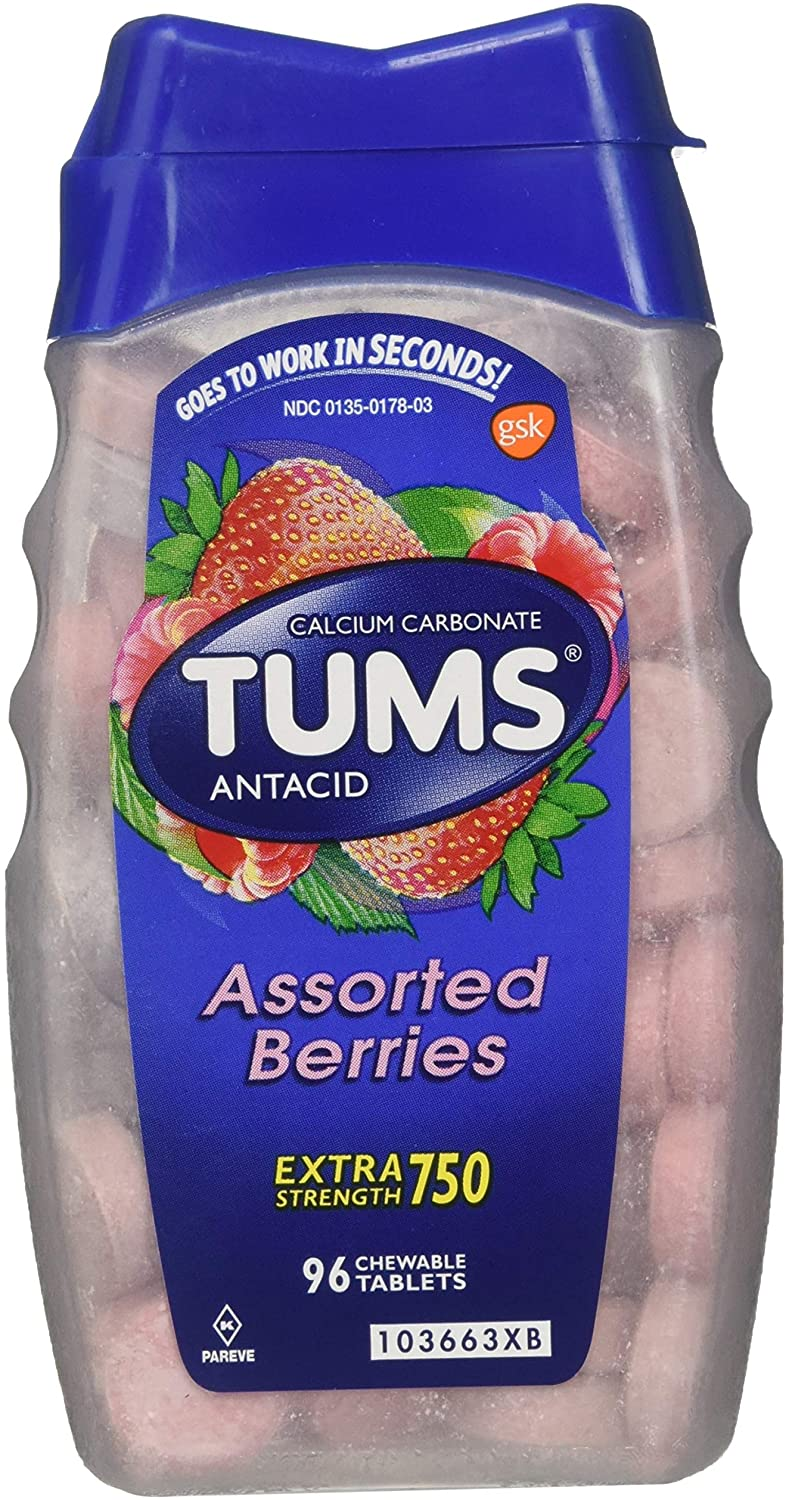 Tums Extra Strength 750 …