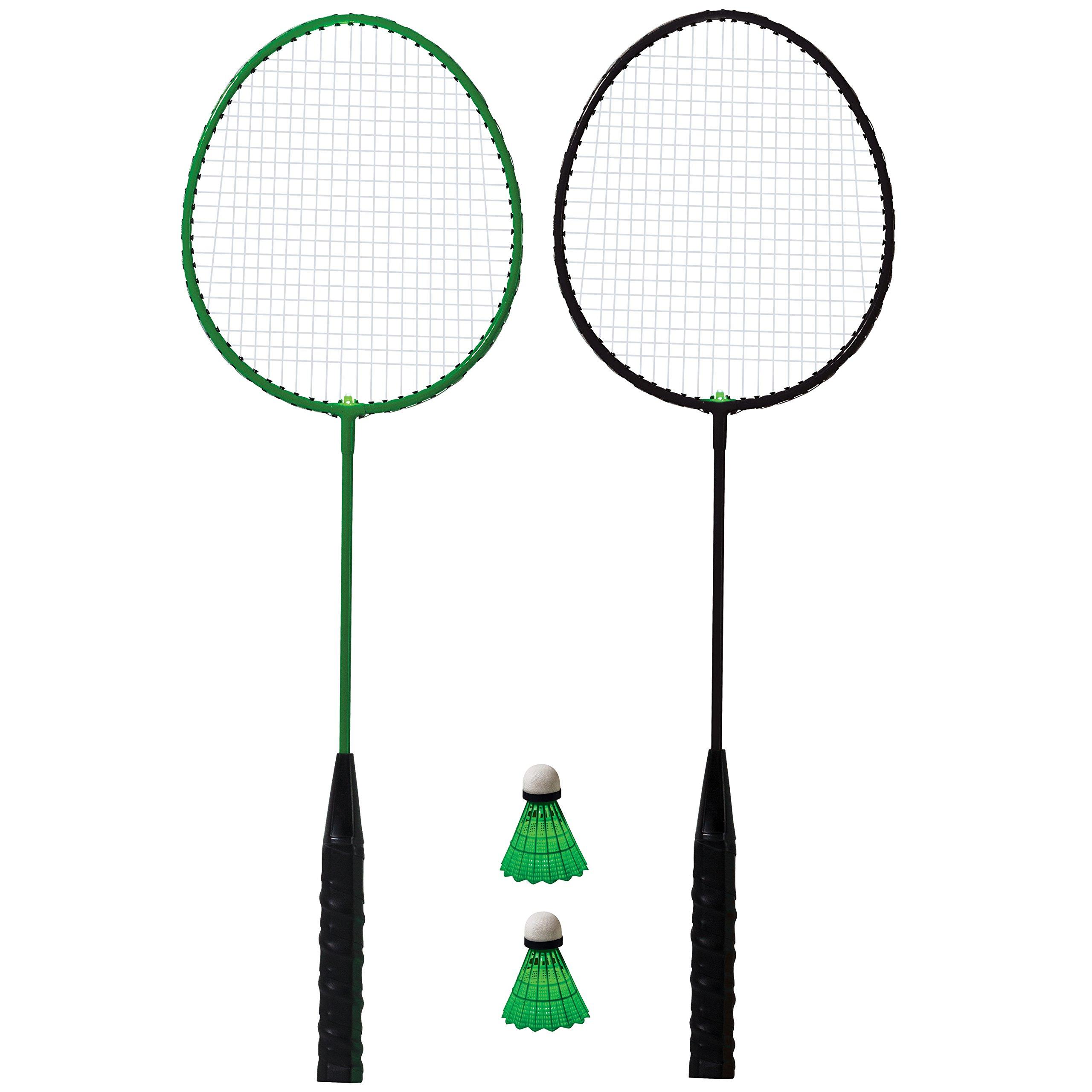 Franklin Sports Industry 52622 Badminton Racket Advanced Quantity 6