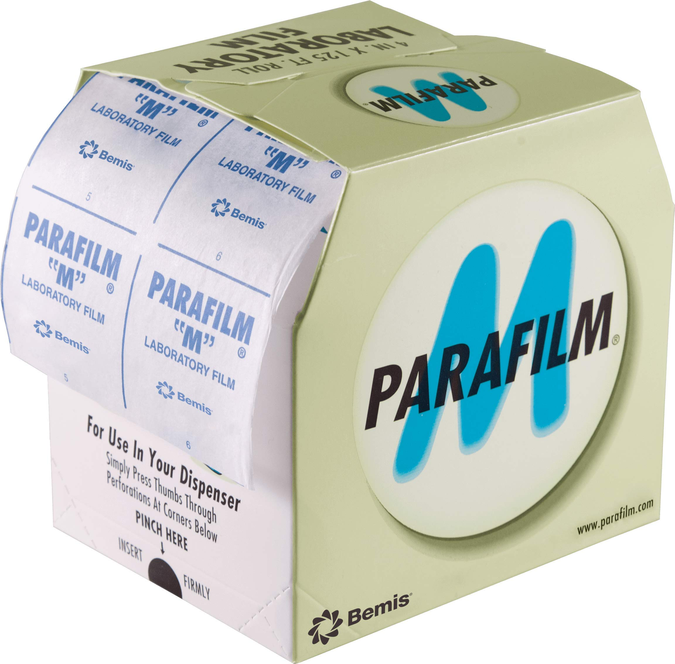 Parafilm M - 5259-04LC PM996 All Purpose Laboratory Film