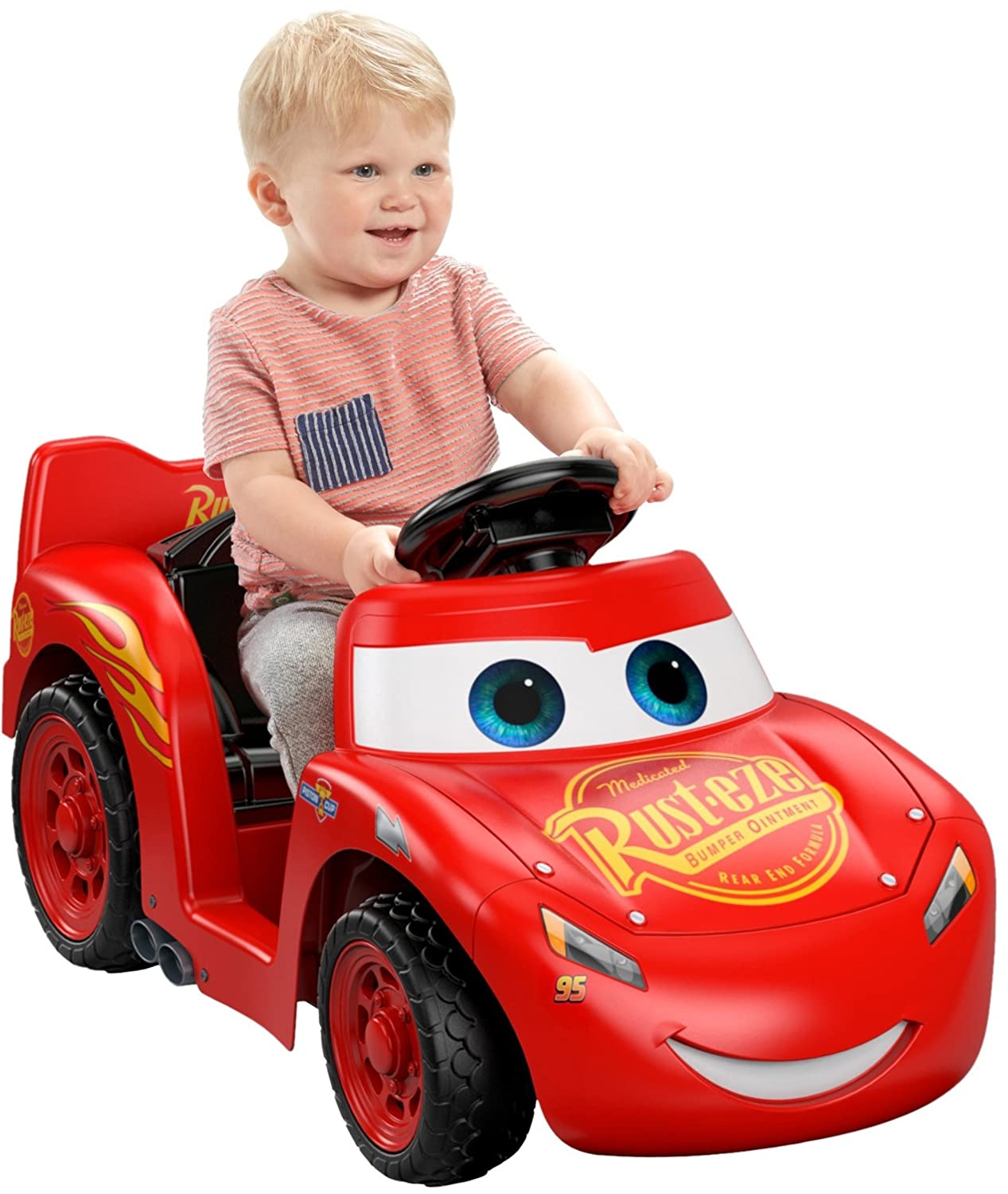 Mcqueen Lightening Power Wheels