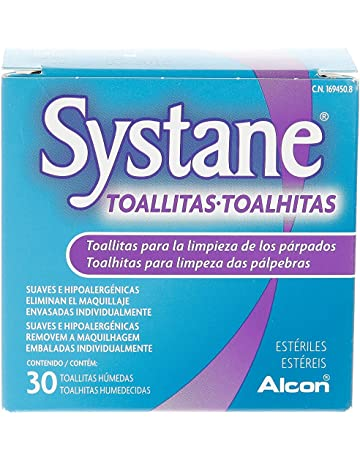 SYSTANE - SYSTANE TOALLITAS 30 UD
