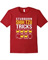 Shih Tzu Stubborn Dog Tricks T-Shirt