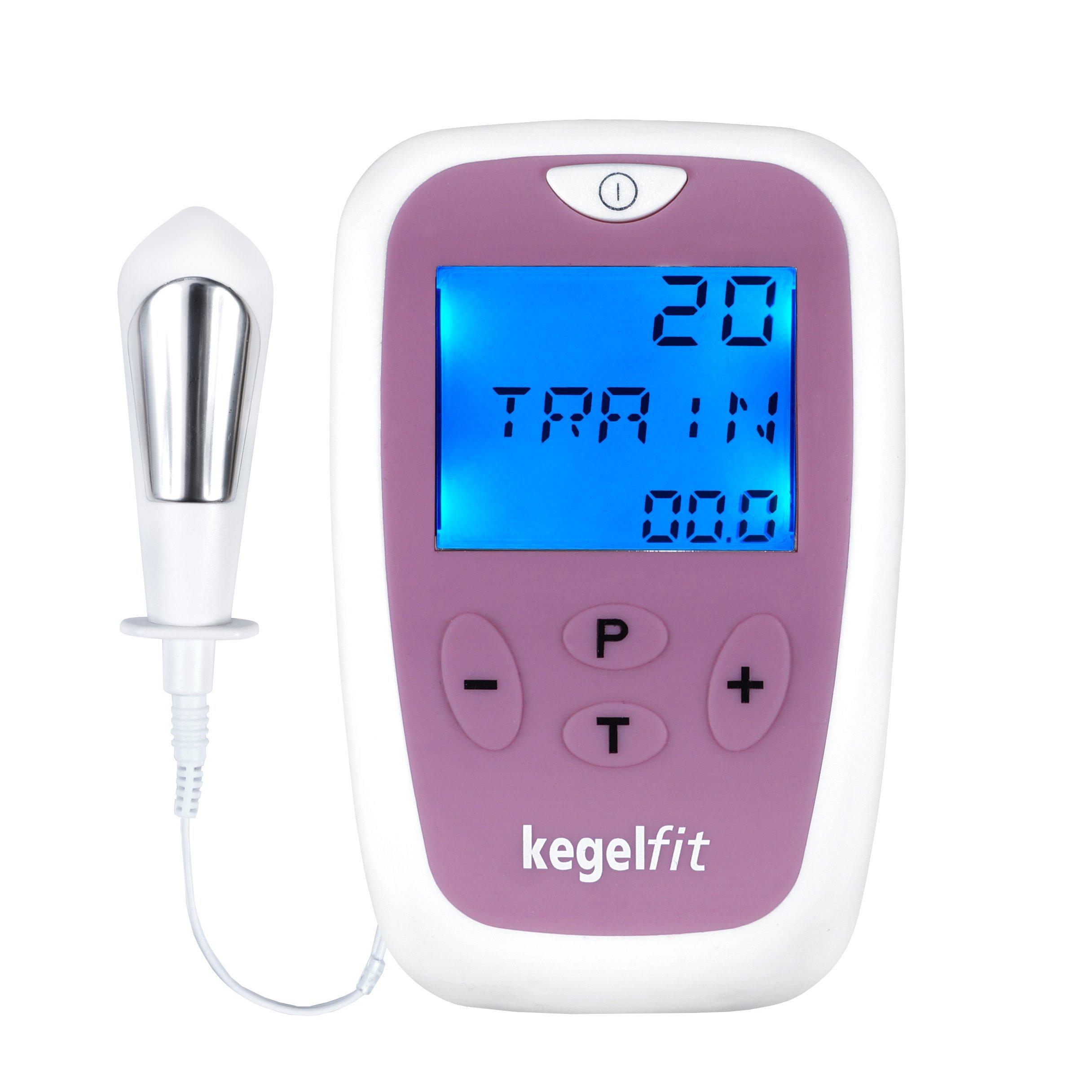 Kegel Fit - Pelvic Floor Exerciser/Toner (Pink)