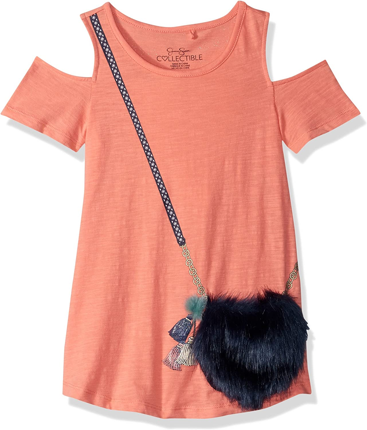 Jessica Simpson Girls Big Song Purse Tee