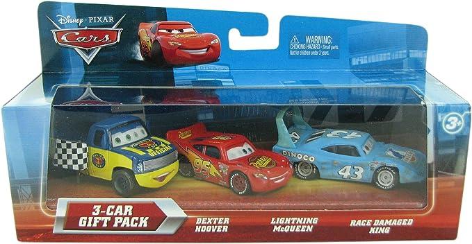 Disney / Pixar CARS Movie 155 Die Cast Cars 3Car Gift Pack The ...