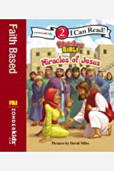 Miracles of Jesus: Level 2 (I Can Read! / Adventure Bible) Kindle Edition