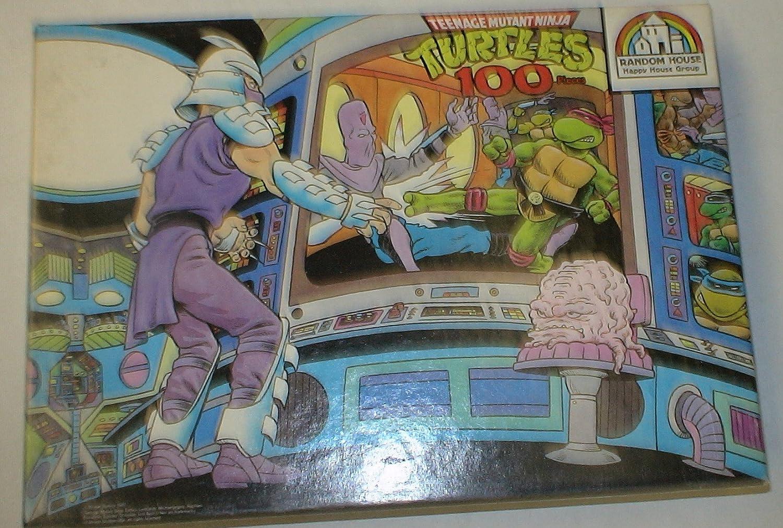 Amazon.com: Teenage Mutant Ninja Turtles 100 Piece Puzzle ...