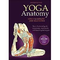 Yoga Anatomy-2nd Edition