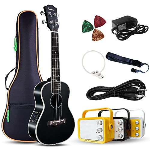 Electric Concert Ukulele