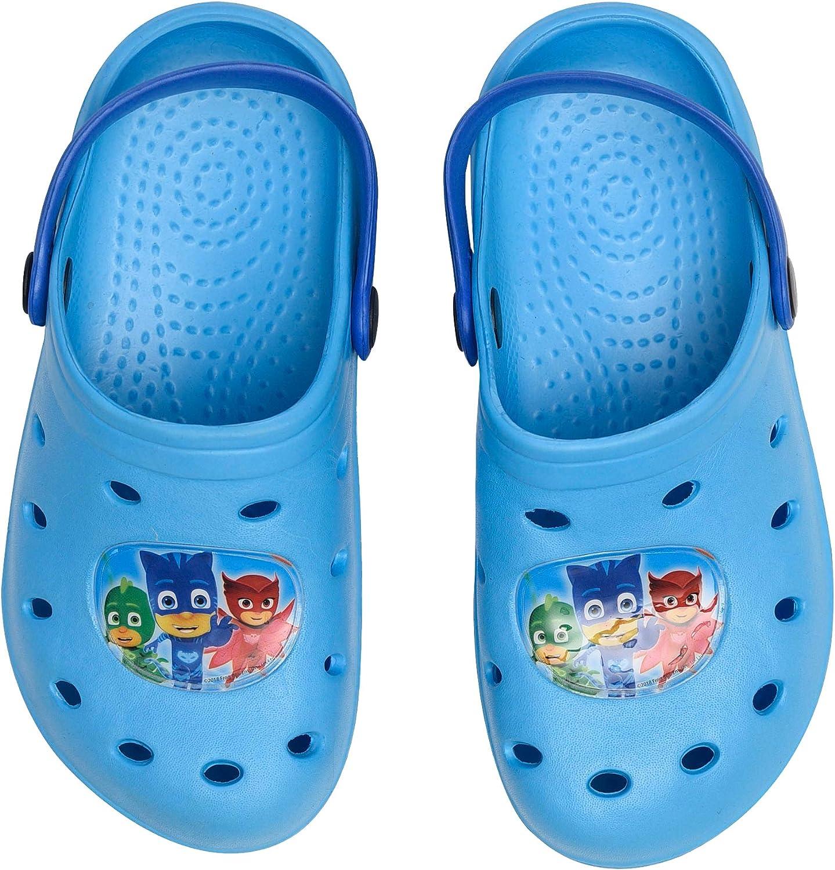 PJ Masks Official Crocs - Tallas 5-12 Junior