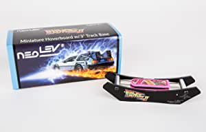 """Back to The Future Miniature 3"""" Base Levitating Hoverboard (Fingerboard) by Neolev"""
