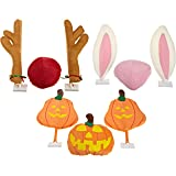 Mystic Industries Reindeer, Pumpkin and Easter Bunny Three Seasons Vehicle Costumes, (Pack of 3)
