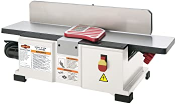 Shop Fox W1829 Benchtop Jointer, 6-Inch - one of the best jointers