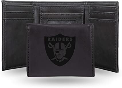 NFL Oakland Raiders Womens Leather Wallet