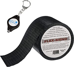 """Lumintrail Flex Mend Mobile Home RV Underbelly Pan Bottom Board Repair Tape 