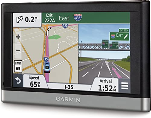 Garmin n vi 2457LMT 4.3-Inch Portable Vehicle GPS with Lifetime Maps and Traffic Discontinued by Manufacturer