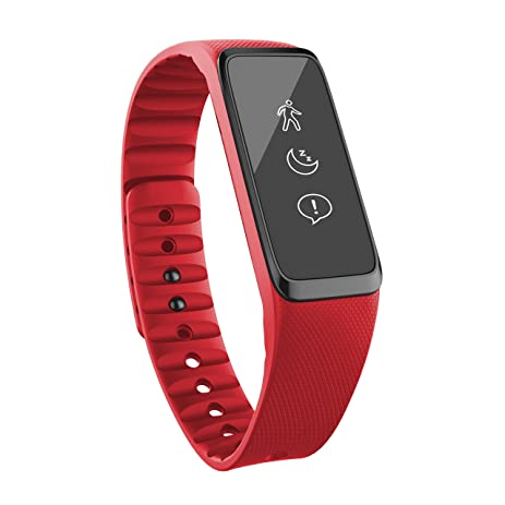 Striiv Fusion Activity Tracker - Fitness and Sleep Tracking Smartwatch, 3 Colors (Black,