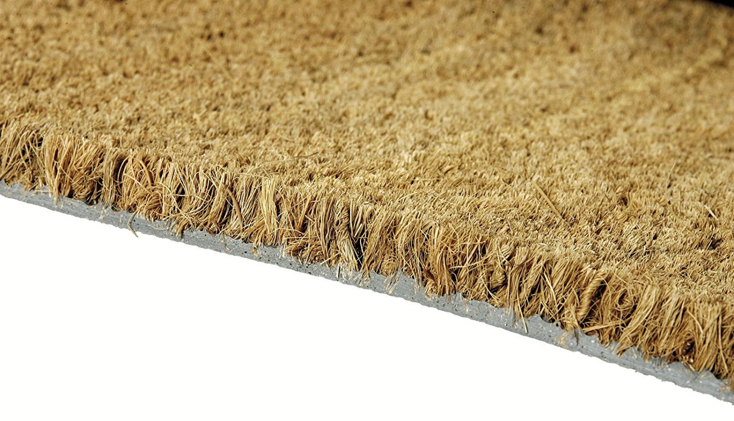 eXtreme Plush Coir Roll Matting 5 Sizes Available. Natural Coconut. Delivered with a 100% Satisfaction Guarantee by (100cm x 60cm) WDC ONLINE - eXtreme®