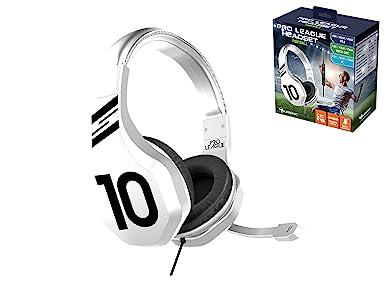 Subsonic - Auriculares para Juegos con Micrófono (PS4 Slim, PS4 Pro, Xbox One