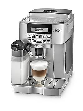 DeLonghi ECAM 22.366.S Cafetera combinada, Independiente, Totalmente automática, Molinillo integrado,