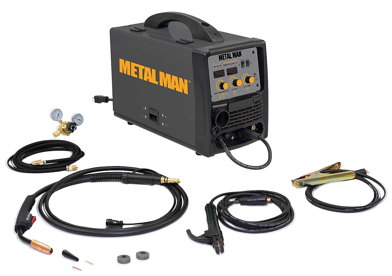 Metal Man Inverter Powered 120V Multi-Process Welder - - Amazon.com