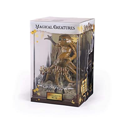 The Noble Collection Magical Creatures No. 18 - Grindylow: Toys & Games [5Bkhe2003080]