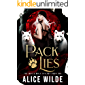 Pack Lies: A Fated Mates Romance (The White Wolf Trilogy Book 1)