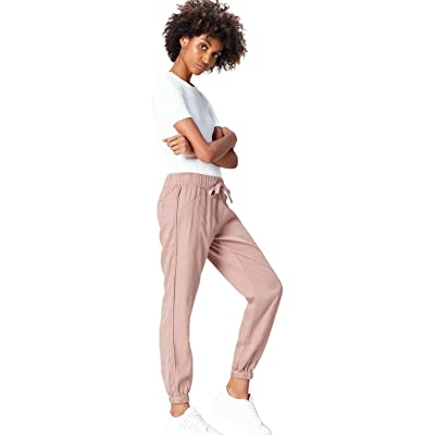 Brand - find. Women's Relaxed Fit Lightweight Utility Pants: Clothing