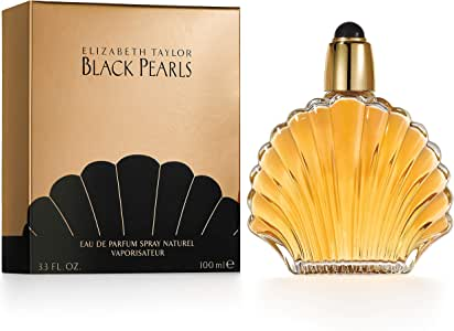 Elizabeth Taylor Eau de Perfume, Black Pearls, 100ml