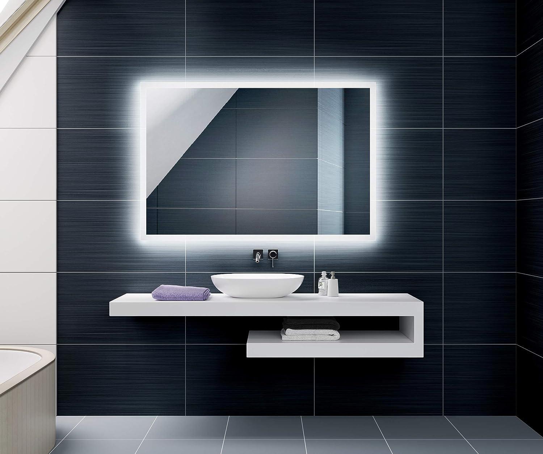 espejos led antivaho