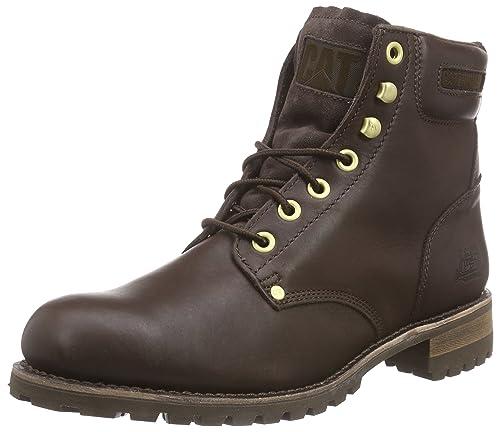 1f83a5c06 Caterpillar Sequoia, Men's Boots Brown Size: 6 UK: Amazon.co.uk ...