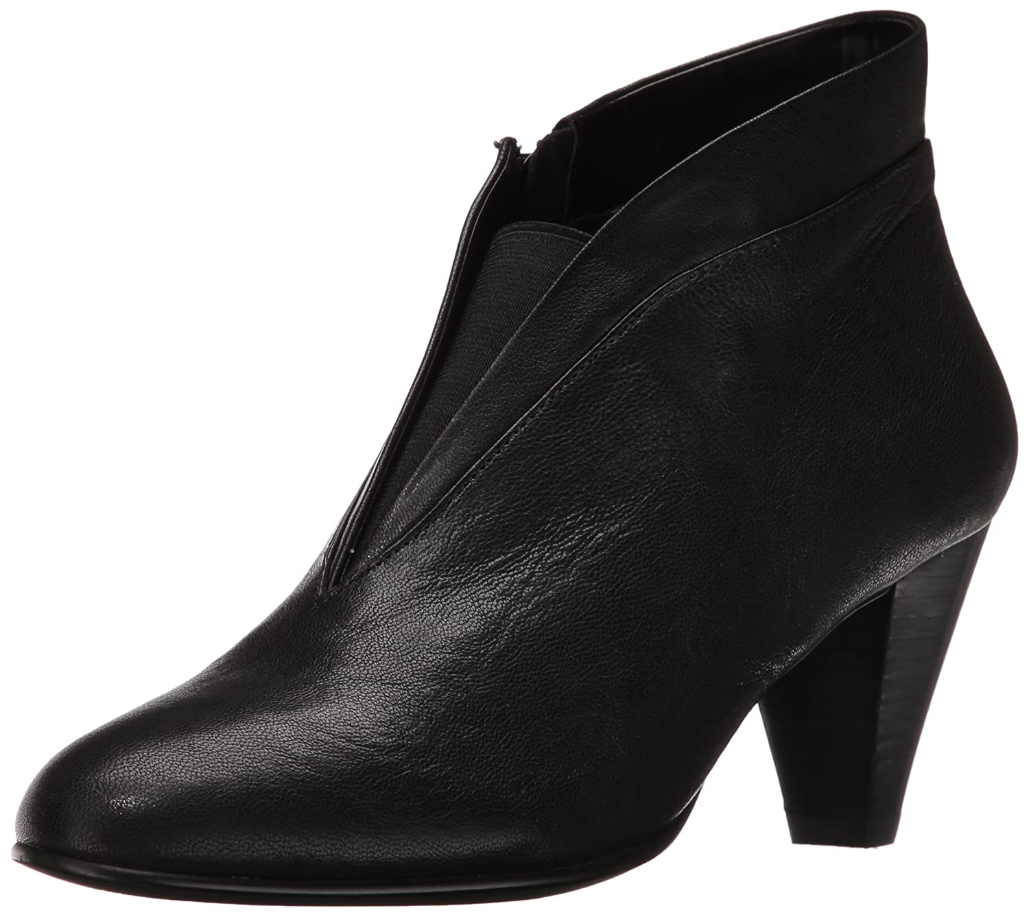 David Tate Women's Natalie Bootie B01B8DNZ3G 13 B(M) US|Black Nappa Kid