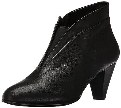 David Tate Women's Natalie Fashion Booties, Black Leather, ...