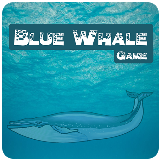 Anti-stress Blue Whale - Games Cost Of
