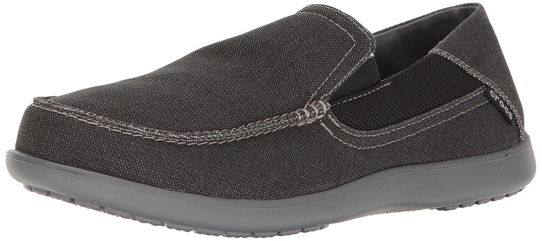 b8298298435e17 Crocs Men s Santa Cruz 2 Luxe M Loafers  Amazon.co.uk  Shoes   Bags