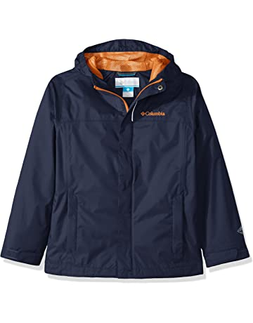 20f746a58 Columbia Youth Boys' Watertight Jacket, Waterproof & Breathable
