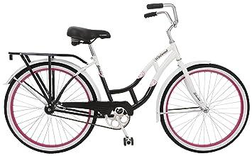 Amazon com : Schwinn Windwood Women's Cruiser Bike (26-Inch