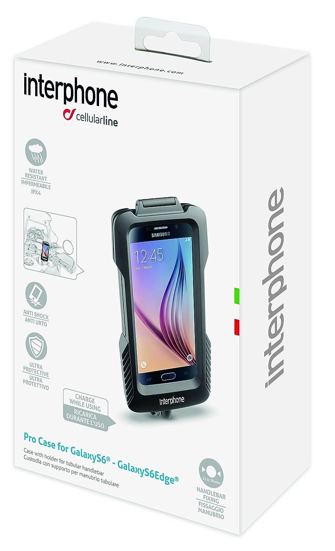 Cellular Line Interphone Custodia Impermeabile Supporto Manubrio