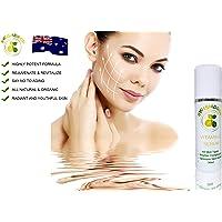 Swishdrop Vitamin C Serum For Face with Kakadu Plum Extract, Anti Aging, Anti Wrinkle, All Natural Facial Moisturizer, Paraben Free,Vegan. Proudly Australian Made Topical Facial Vitamin C Skin Serum