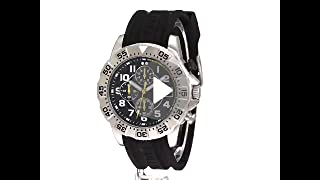 Nautica Mens NAD16510G NSR 104 Analog Display Analog Quartz Black Watch