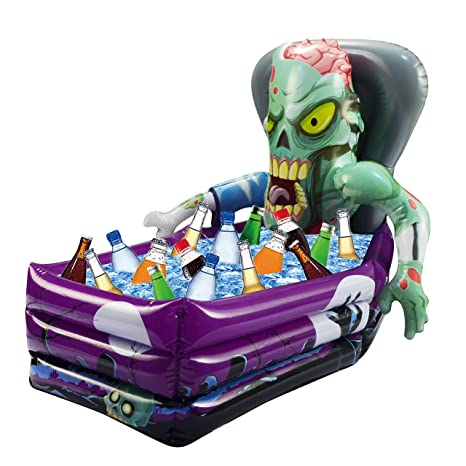 halloween party inflatable zombie drink cooler and decoration 26x 24x 38quot
