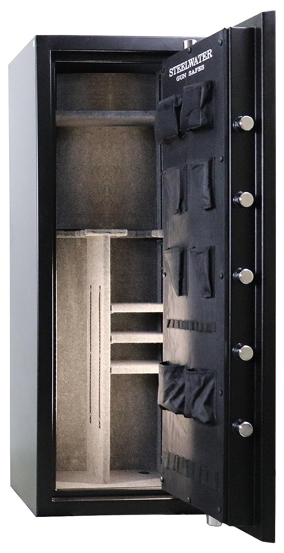 pistol storage door gun doors magazine safe making watch rack a organizer youtube