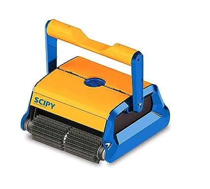 PRODUCTO QP - Limpiafondos SCIPY / Limpiador de Piscinas/ limpiafondos automatico piscina / robot limpiafondos piscina/ programa inteligente ...