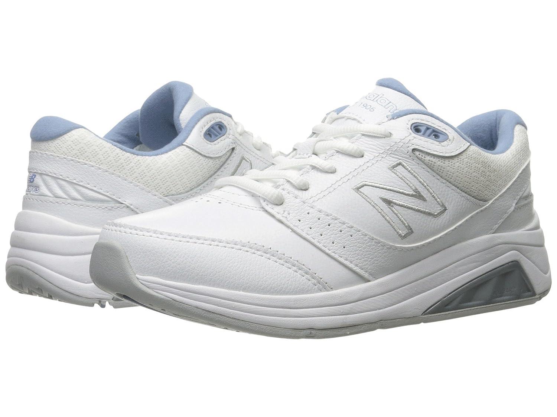 [ニューバランス] レディースランニングシューズスニーカー靴 WW928v3 [並行輸入品] B07H8FWMRF ホワイト/ブルー 25.5 cm B 25.5 cm B|ホワイト/ブルー