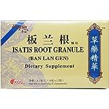 Isatis Root Granule—Ban Lan Gen Traditional Herbal Supplement Instant Tea 12 Packets