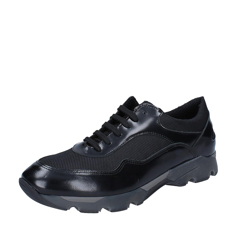 Baldinini Herren Sneaker Schwarz Billig und erschwinglich Im Verkauf